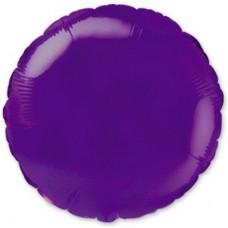 """18"""" (45см) круг фиолетовый"""