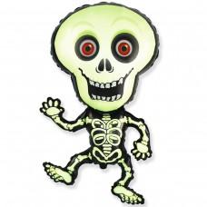 Фігура Фольгированная скелет зелений (fm Іспанія)