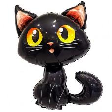 Фігура Фольгированная чорний кіт (fm Іспанія)