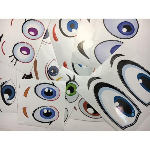 Очі набір (10пар)