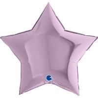 """36"""" (86см) зірка лілова (Grabo)"""