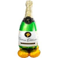 Стоячий шар Шампанское (под воздух)