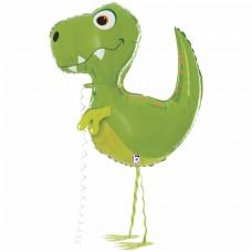 "Ходячий шар Динозавр 31"" (79см)"