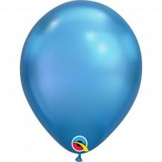"12"" (30см) хром голубой chrome blue (25шт) США"