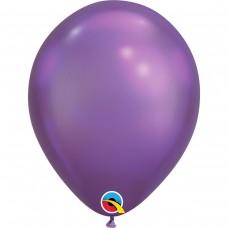 "12"" (30см) хром фиолетовый chrome purple (25шт) США"
