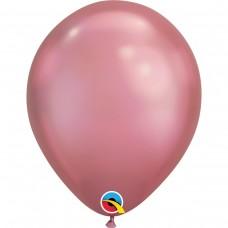 """12"""" (30см) хром розовый chrome mauve (25шт) США"""