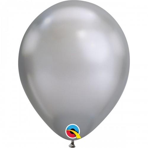 """12"""" (30см) хром срібний chrome silver (25шт) США"""