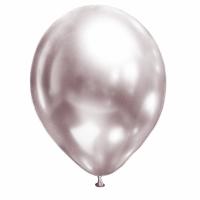 """12"""" (30см) Хром рожева перлина Brilliance (50шт)"""