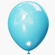 """Kalisan 12"""" (30см) Голубой пастель light blue (50шт)"""