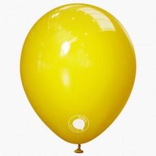 "Kalisan 12"" (30см) Желтый пастель yellow (50шт)"