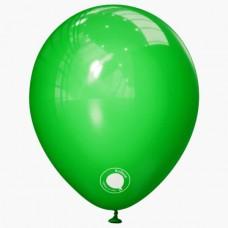 """Kalisan 12"""" (30см) Зеленый пастель green (50шт)"""