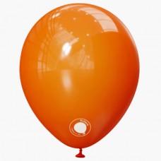 "Kalisan 12"" (30см) Оранжевый orange (50шт)"