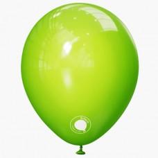 "Kalisan 12"" (30см) Салатовый lime green (50шт)"