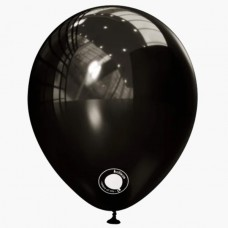 "Kalisan 12"" (30см) Черный black (50шт)"