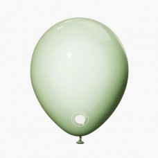 "Kalisan 5"" (13см) MACARON (макарун) Зеленый GREEN (100шт)"