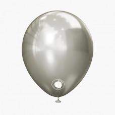 "Kalisan 5"" (13см) Mirror ХРОМ серебро Silver (100шт)"