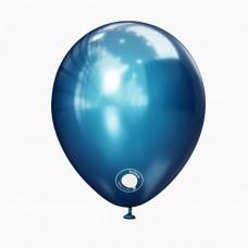 """Kalisan 5"""" (13см) Mirror ХРОМ синий Blue (100шт)"""