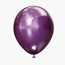 "Kalisan 5"" (13см) Mirror ХРОМ фиолетовый Purple (100шт)"
