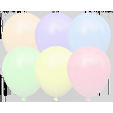 """5"""" (13см) Kalisan Macaron ассорти (50шт)"""