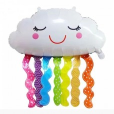 Хмара з веселкою 78х73см (Китай БФ)