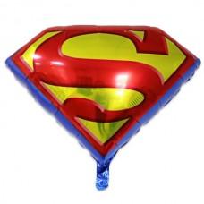 Супермен значек 59х45см (Китай БФ)