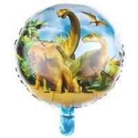 """18"""" (45см) Динозаври (Китай)"""