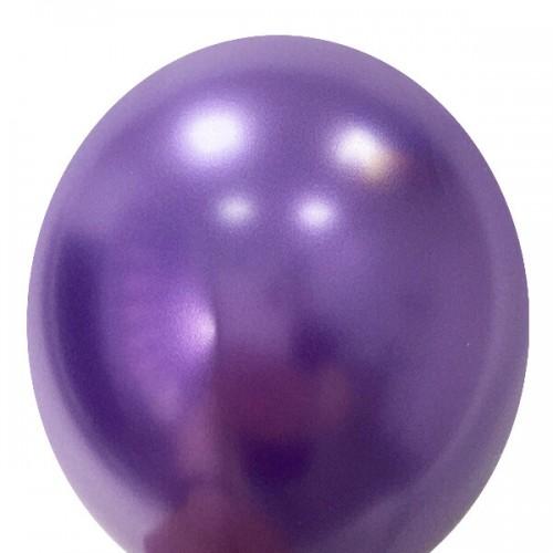 """Китай 5"""" (13см) ХРОМ фиолетовый (50шт)"""