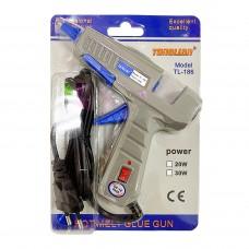 Клеевой пистолет (термопистолет) ПРОФ под 7мм
