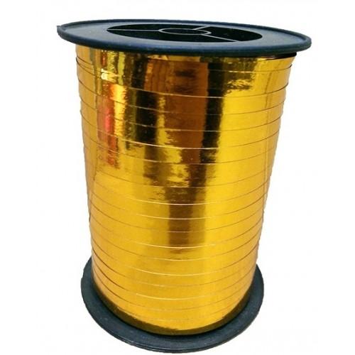 Лента для шариков (230м) золото (Польша)
