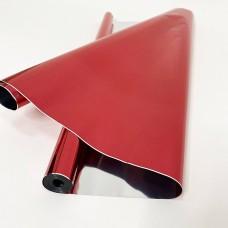 Фольга в рулоне 70смх280гр (красная) прим 20м