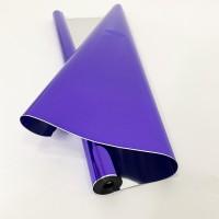 Фольга в рулоне 70смх280гр (фиолетовая) прим 20м