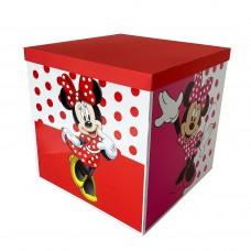 Коробка для куль дизайн Мінні Маус 70х70х70 (1шт)