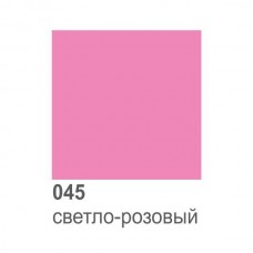 Оракал 0,33м х1м светло-розовый 045