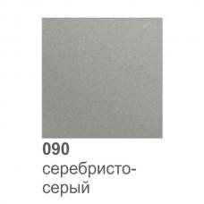 Оракал 0,33м х1м серебро мат 090