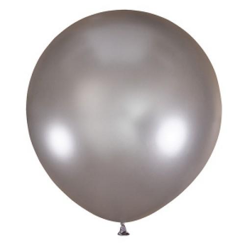 М 30/75 см Металлик SILVER 026 (1шт)