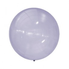 M 24/61см Кристалл Bubble PURPLE (249) 1шт