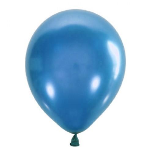 M 12/30см Металлик BLUE 022 (100шт)