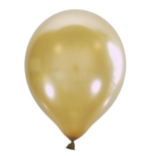 M 12/30см Металлик GOLD 025 (100шт)