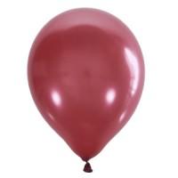 M 12/30см Металлик CHERRY RED 031 (100шт)
