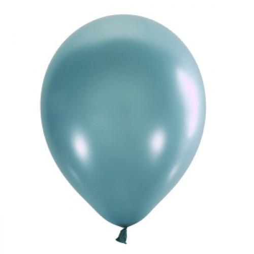 M 12/30см Металлик AQUA BLUE 039 (100шт)