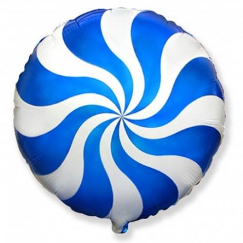 МФ шар конфета синяя (FM)