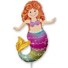 МініФігура кулька русалонька с хвостом райдужным (fm ІспанІя)