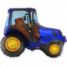 МФ Трактор синий (FM)