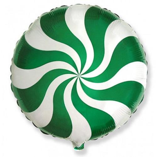 МФ шар конфета зеленая (FM)