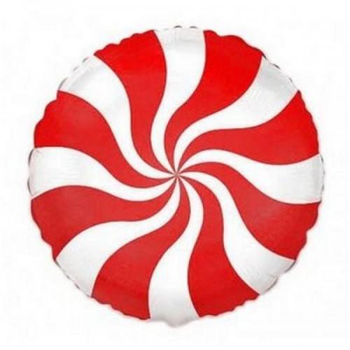 МФ шар конфета красная (FM)