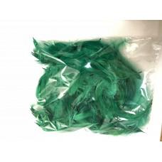 Перья зеленые (15гр +-4гр)