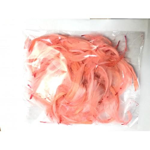 Перья персиковые (15гр +-4гр)