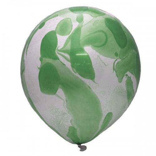 """M 12""""/30см Многоцветный GREEN (25шт)"""