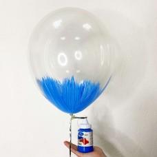 Краска для БРАШ синяя 250мл