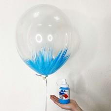 Краска для БРАШ голубая 250мл